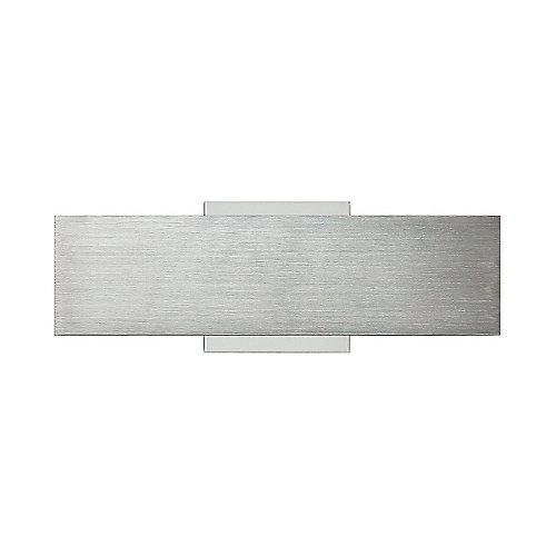 Collection Expo, petite applique murale en aluminium à 1ampoule DEL