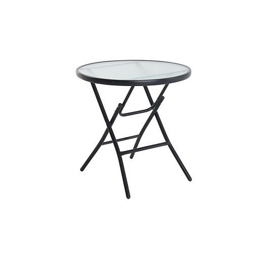 28-inch Folding Patio Bistro Table