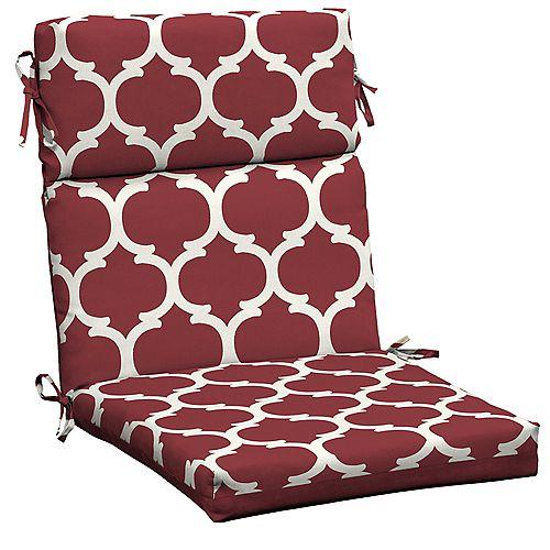 Coussin pour chaise dextérieur Frida Trellis