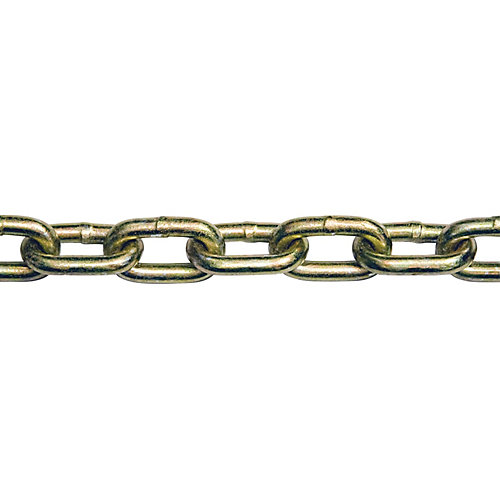 3/8 inch  x 30 ft. Grade 70 G70 Transport Chain