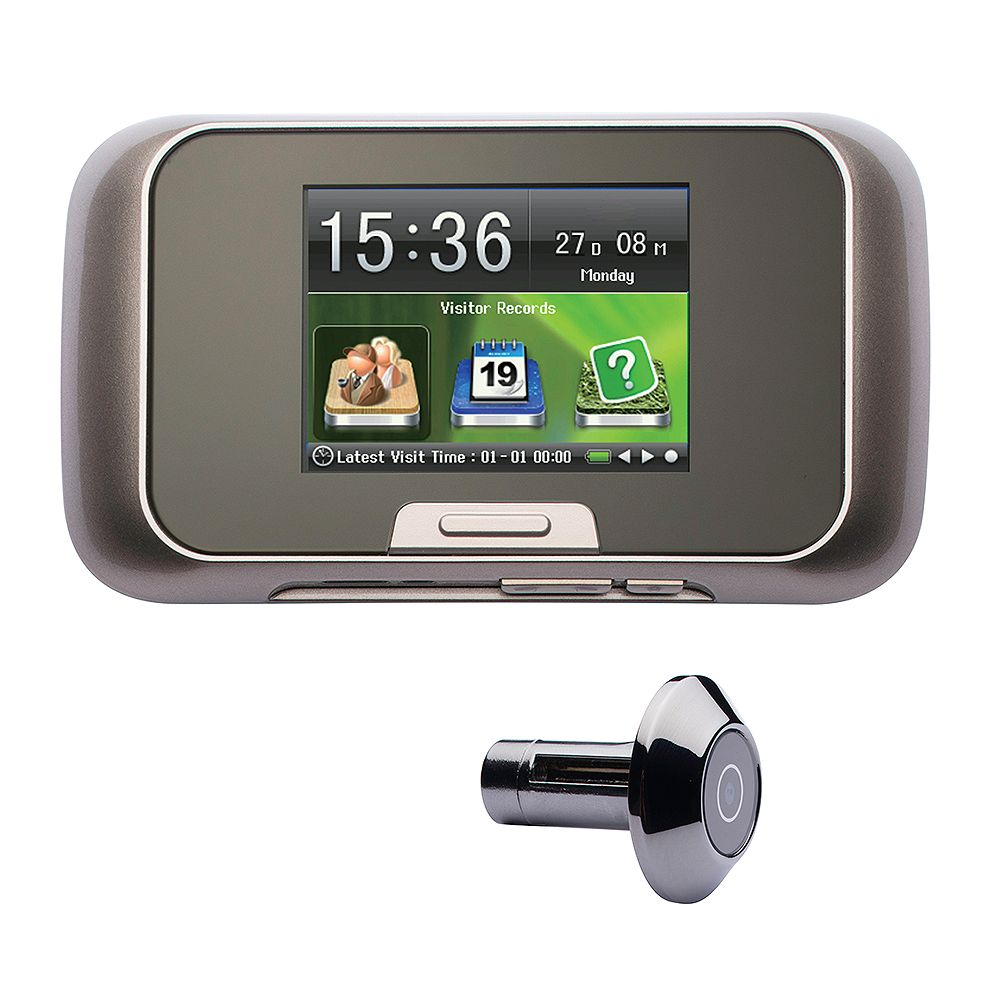 Taymor Security Door Viewer with Image and Video Capture
