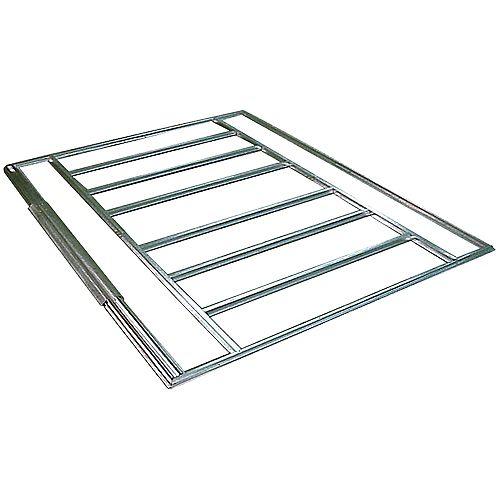 Admiral & Viking Sheds Floor Frame Kit 10 x 7 Feet (swing doors)