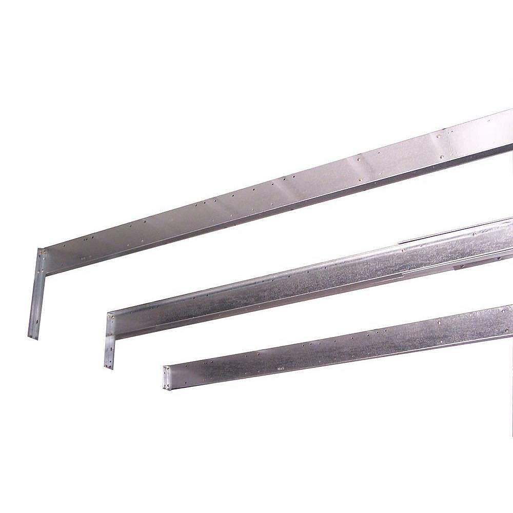 Arrow Roof Strengthening Kit for 10 ft. x 12 ft. Sheds (Except: Swing Door Units)