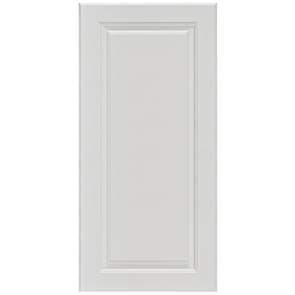 Eurostyle Florence - Door 15 inch x 30 inch - White matt thermofoil