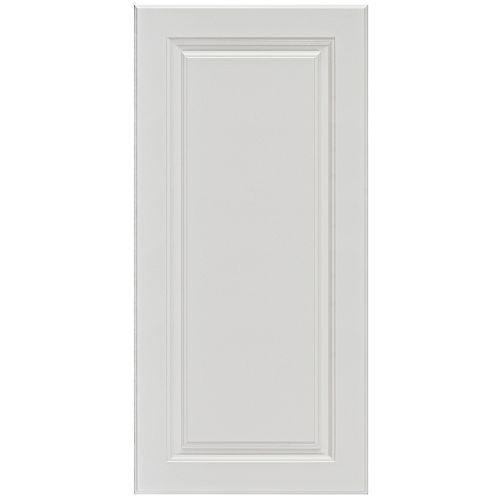 Florence - Door 15 inch x 30 inch - White matt thermofoil