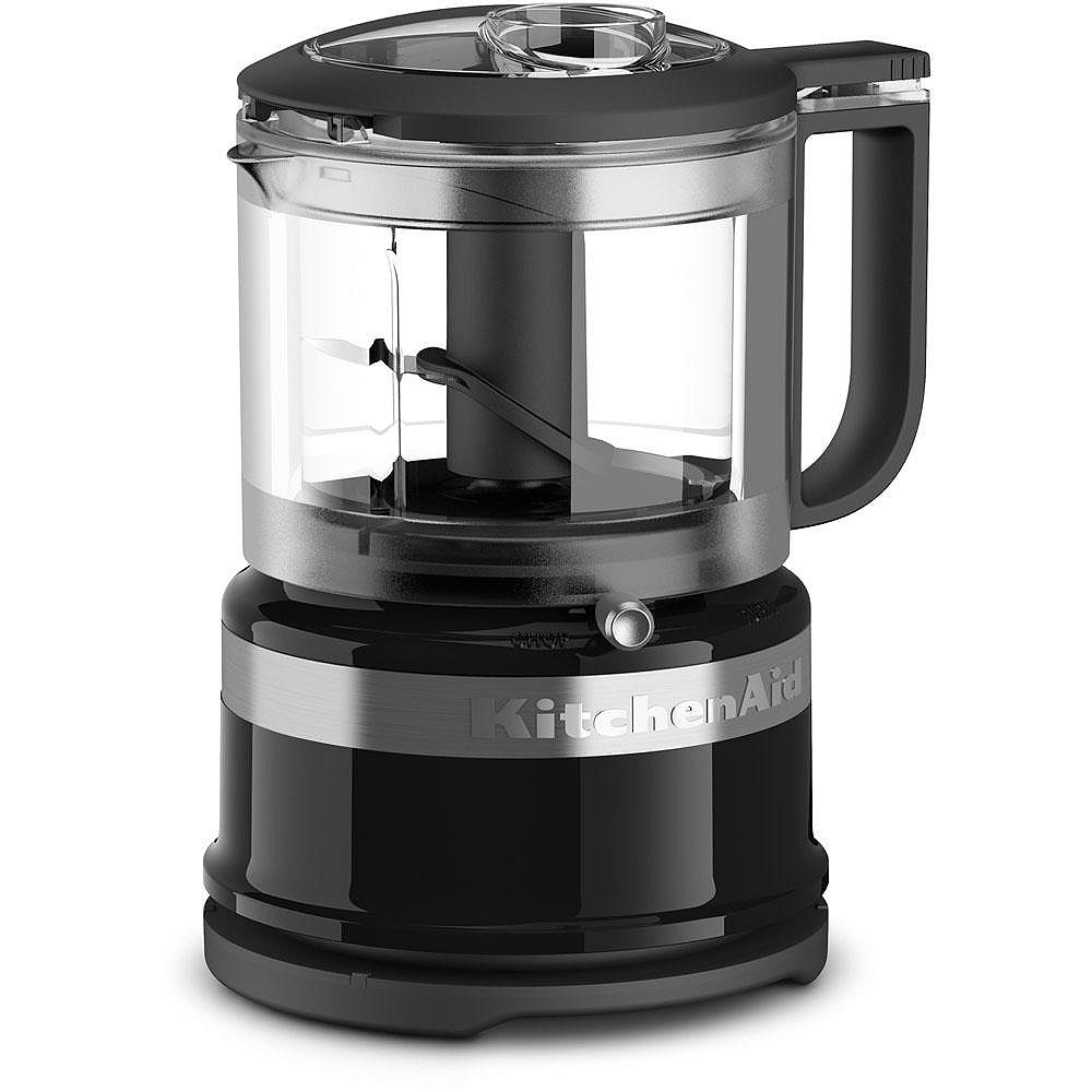 KitchenAid 3.5 Cup Mini Food Processor in Onyx Black