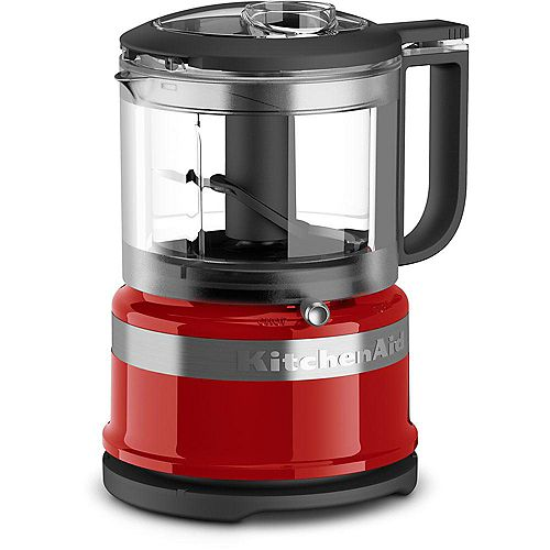 3.5 Cup Mini Food Processor in Empire Red