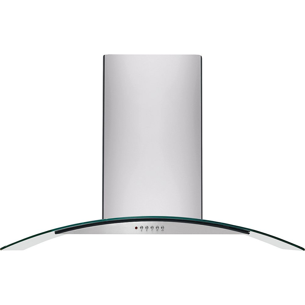 Frigidaire 36-inch Wall Mounted Range Hood in Stainless Steel