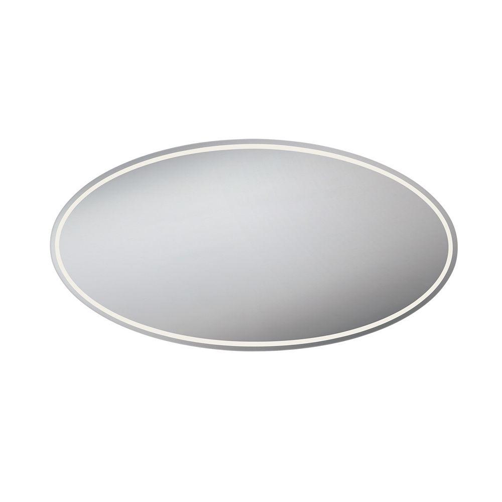 Eurofase Oval Front-Lit LED Mirror