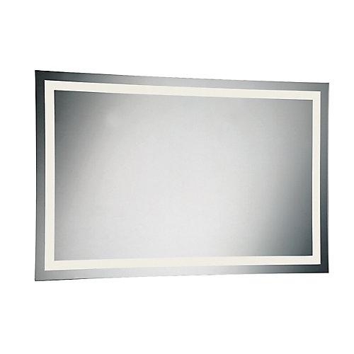 Rectangular Large Front-Lit LED Mirror