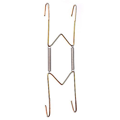 7-10-inch Deluxe Plate Hanger Set - 1pk