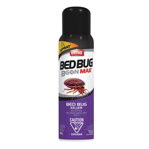 Destructeur pour punaises de lits Bed Bug B Gon Max, 400 g