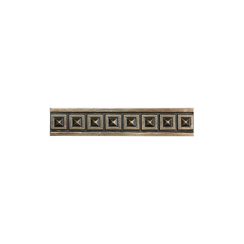 Enigma 305305 3x6 Wolfe Creek Sage Vine Bordure