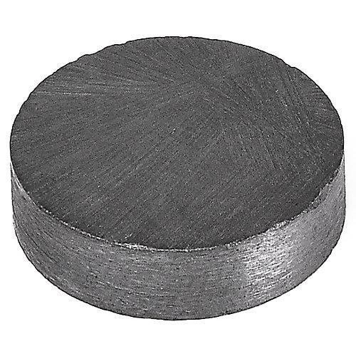 3/4-inch Ceramic Disc Magnets - 8pcs