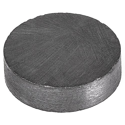 Aimants à disque de céramique de 3/4 po - 8 pièces