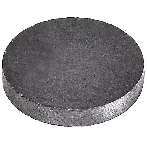 1-inch Ceramic Disc Magnets - 6pcs