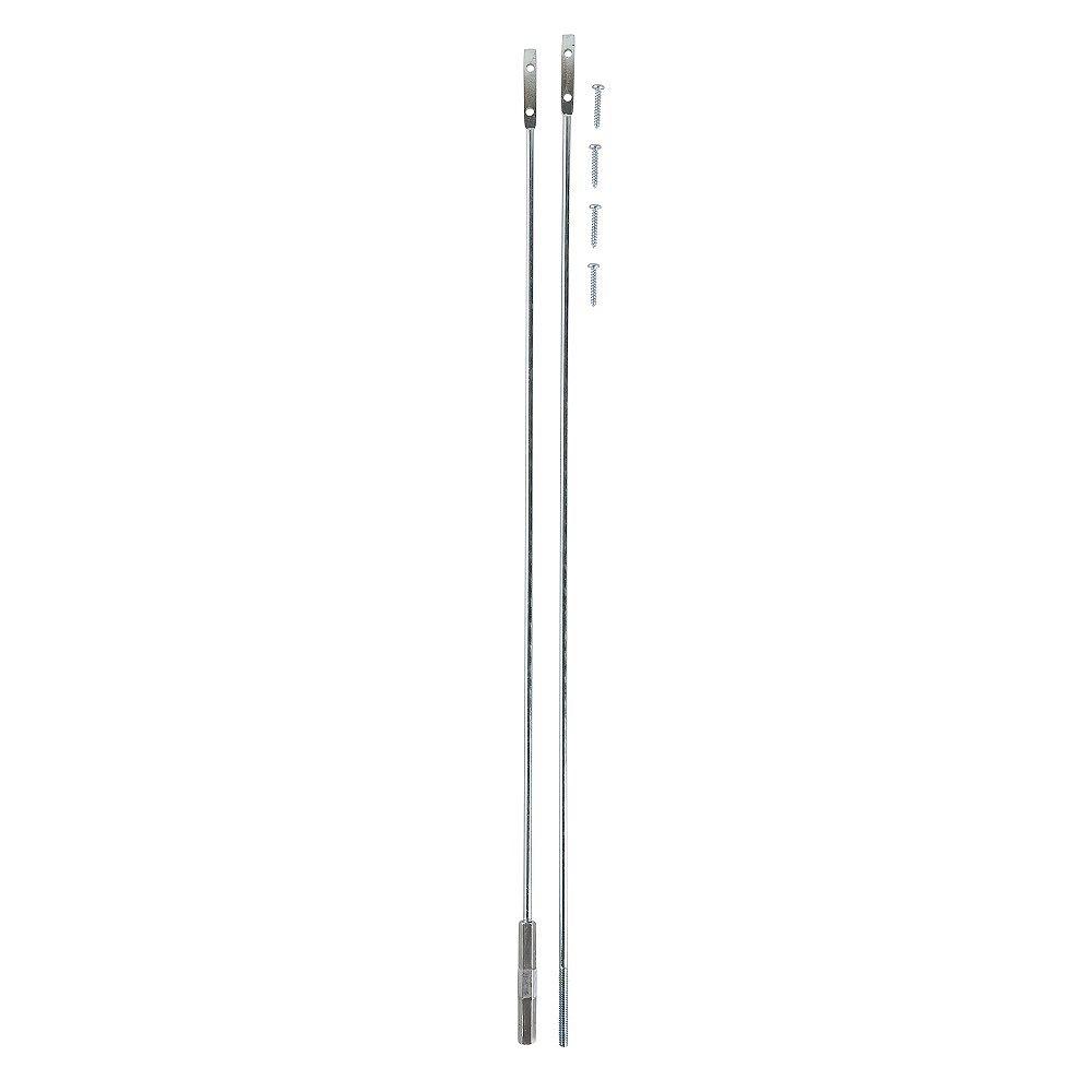 Wright Products Ridoir en zinc 127 cm