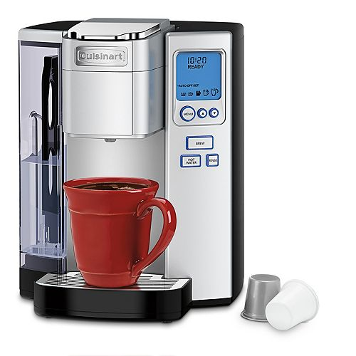 Premium Single Serve Coffeemaker with 2L Reservoir