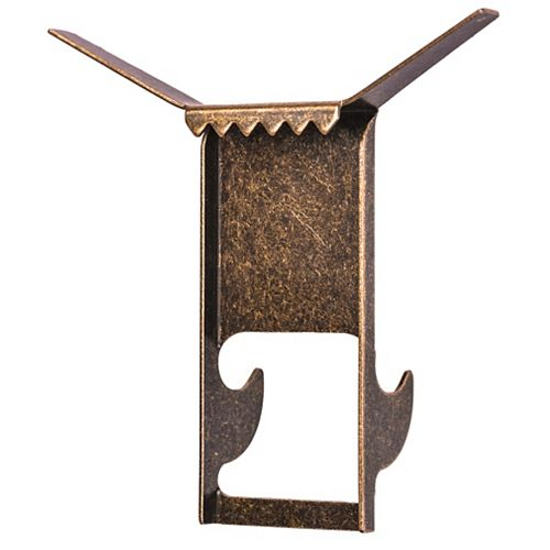 Suspensions à briques de 30 lb maxi - 2 pièces