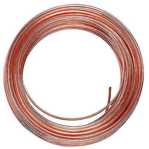 25-ft 20-Ga. 10-Lb Max Copper Wire - 1pc