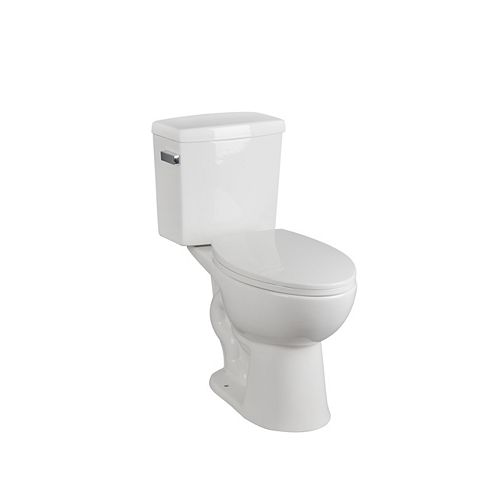 17.3 inch bowl height toilet