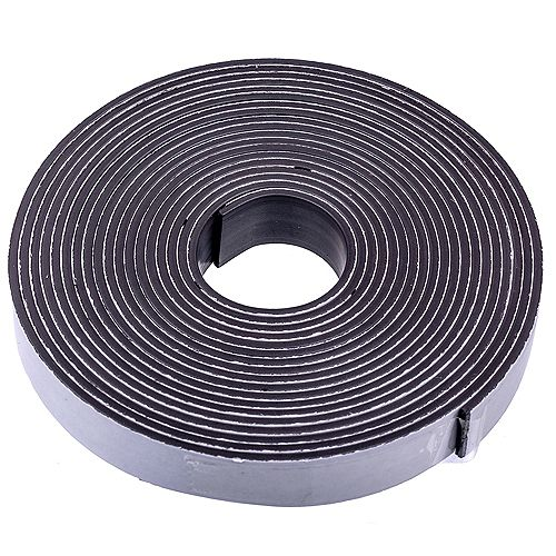 1/2-inch x 10-ft Flexible Magnetic Tape - 1 set