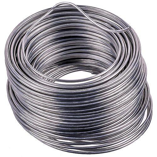 50-ft 18-Ga 10-Lb Max Aluminum Wire - 1pc
