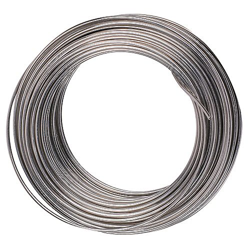 25-ft 20-Ga. 30-Lb Max Stainless Steel Wire - 1pc