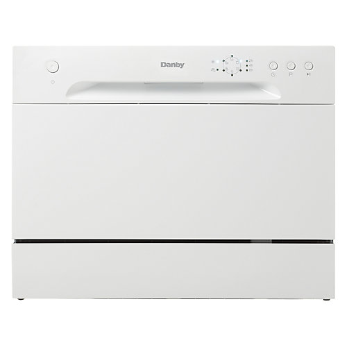 Countertop Dishwasher with 6 Place Setting Capacity - ENERGY STAR®