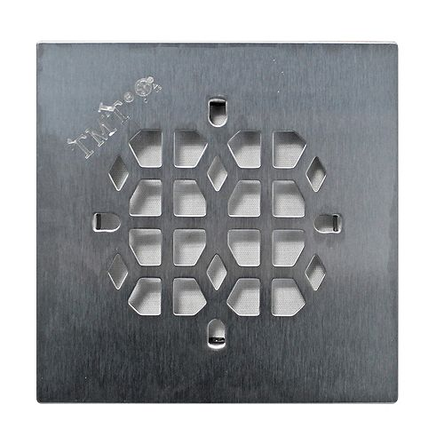 Floor Choice 4.25 Abstract SquareShower Drain-2 pack