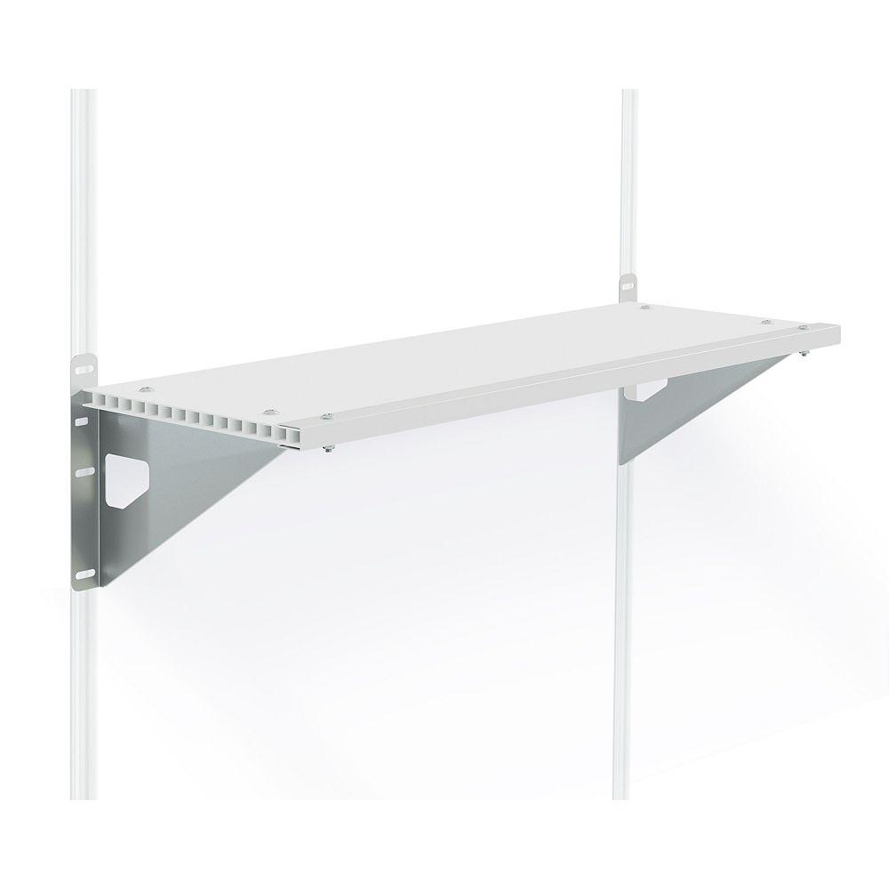Palram SkyLight Storage Shed Shelf Kit
