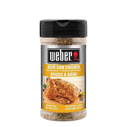 156g Beer Can Chicken Seasoning