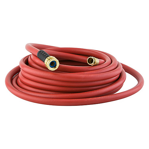5/8-inch x 50 ft. MAXLite Red Hot Water Premium Rubber Hose