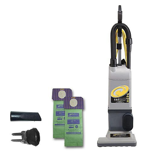 ProForce 1200XP (12-Inch. Powerhead) HEPA Commercial Bagged Upright Vacuum Cleaner