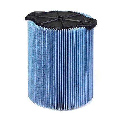 Qwik Lock Fine Dust Cartridge Filter For ProGuard 10/16 Vacuum