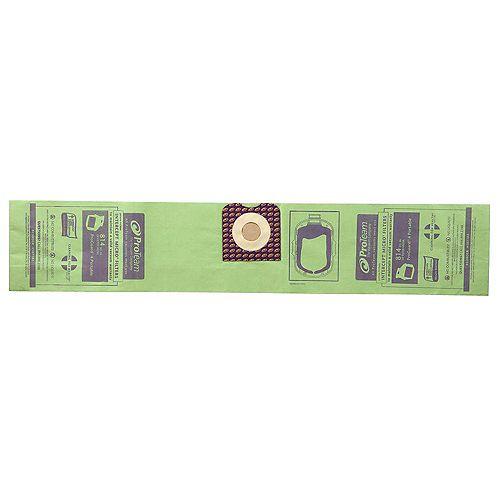 Intercept Micro Filter Bag For ProGuard 4 Vacuum - (3-Pack)