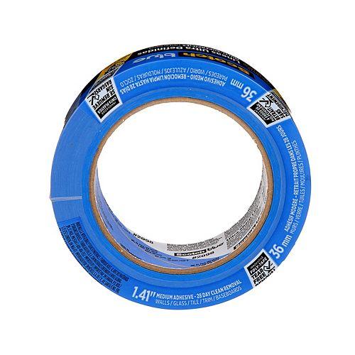 Ultra Sharp Lines Multi-Surface Painter's Tape, 2098-36CC-CAXS, 1.41inx45yd (36mmx41.1m)