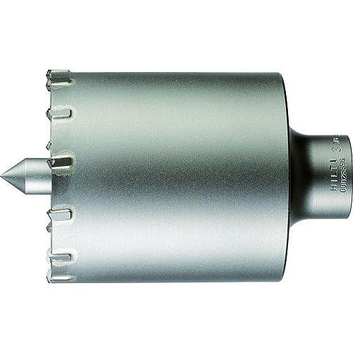 2-1/2 Inch TE-C SDS Plus Style Percussion Core Bit