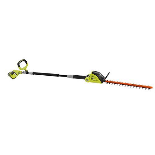40-Volt And 24-Volt Cordless Hedge Trimmer Attachment