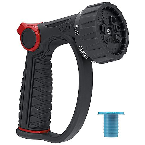 Orbit Pro Flo 7-Pattern TC D-Grip Nozzle