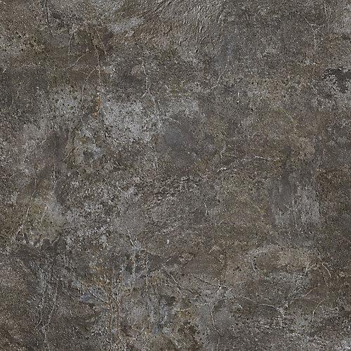 Verrouillage en pierre de Toscane Marino 12 po x 23,82 po Plancher de tuiles de vinyle de luxe (19,8 pi2 / caisse)