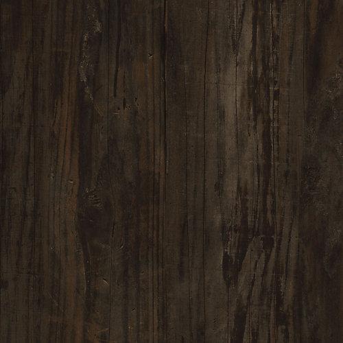 Plancher de vinyle de luxe en planches de vinyle de 8,7 po x 47,6 po (20,06 pi2 / caisse)