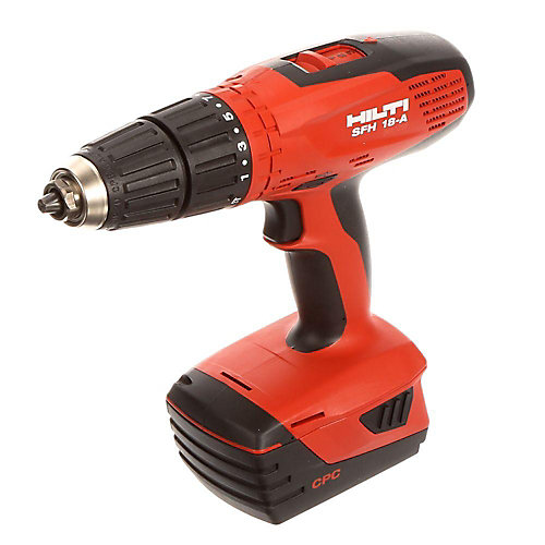 SFH 18-A 18V Cordless Hammer Drill Driver Tool Body (Tool-Only)