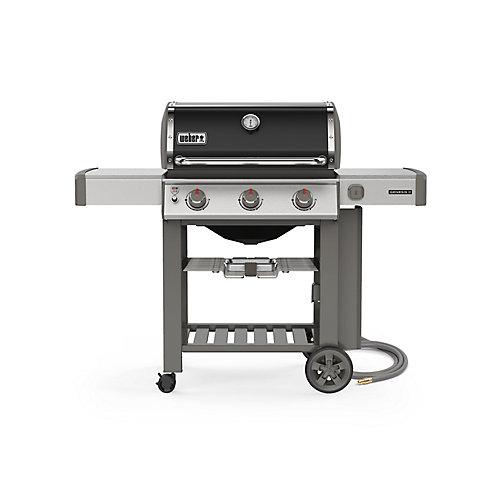 Genesis II E-310 3-Burner Natural Gas BBQ in Black