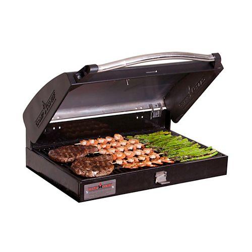 16-inch x 24-inch Deluxe Grill Box Accessory