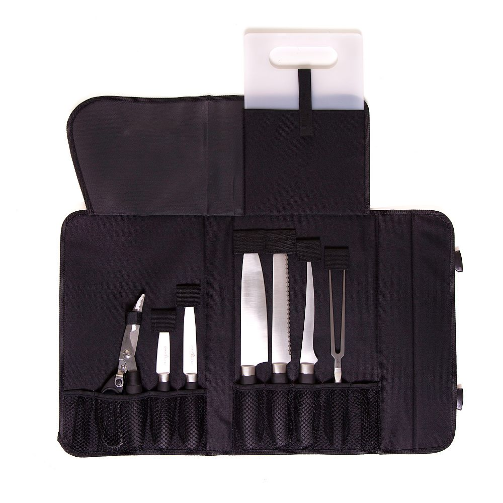 Camp Chef Professional 9-Piece Knife Set