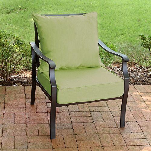Ensemble de coussin de siège profond