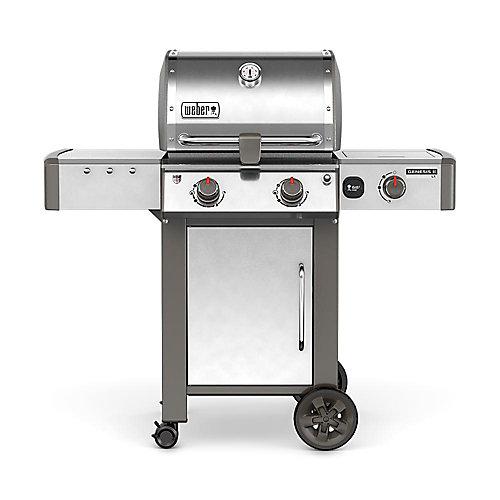 Genesis II LX S-240 Gas BBQ in Stainless Steel