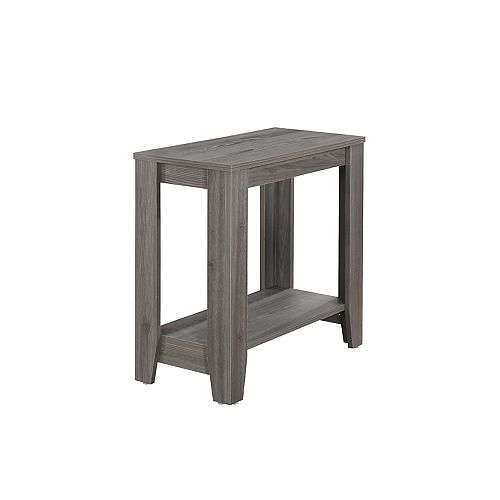 Accent Table - Grey