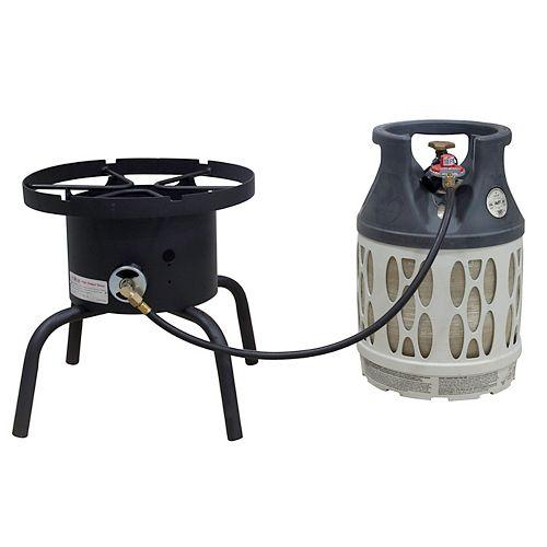 High-Output Single-Burner Cooker